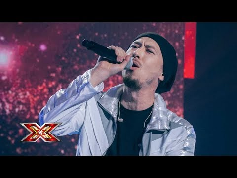"Ерлан Байбазаров. ""Feel"" (Robbie Williams). X Factor Kazakhstan. 7 Сезон. Эпизод 11"