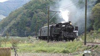 2018年9月~10月 大井川鉄道 SL(蒸気機関車)