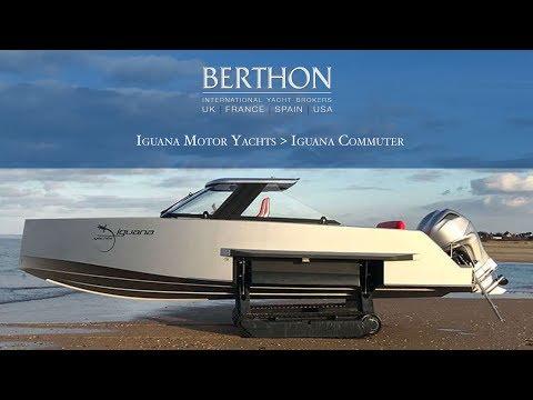 Commuter Sport - Iguana Yachts - Berthon International Yacht Brokers