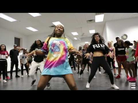 Ysabelle Capitule  Waka Flocka  Its A Party  Level Dance Complex