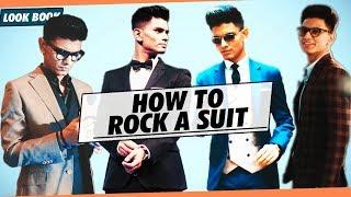 How To ROCK a SUIT | ULTIMATE Men's SUIT Look Book for Indian Men | Style Book for Indian Men