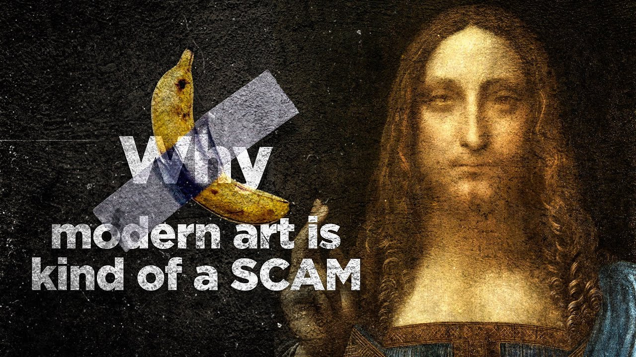 Fine Art Isn't About Art. It's About Evading Taxes.