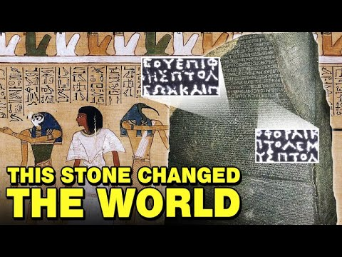 How The Rosetta Stone Changed The World