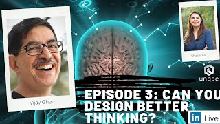 Future of Work Show, Ep 3: The Design of Thinking