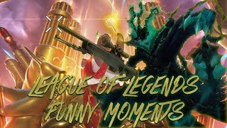 LEAGUE OF LEGENDS FUNNY MOMENTS AND KILLS PT 1