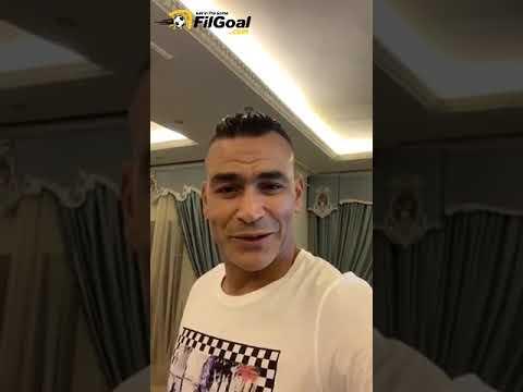 عصام الحضري يعد محمود جاد حارس مرمى إنبي يتحقيق حلمه