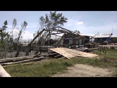 Typhoon Yolanda: On the road to recovery in the Philippines