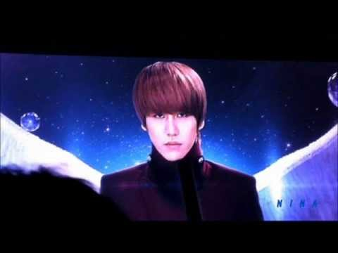 111120 Kyuhyun isnt she lovely (clear audio)