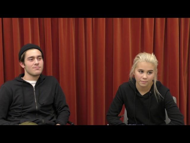 Schlagerduell Lisa Ajax & Benjamin Ingrosso