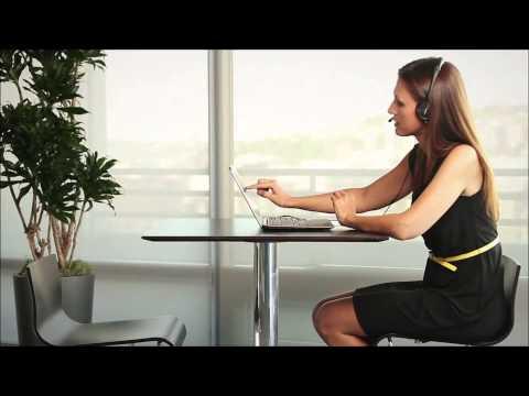 Usando Microsoft®  Lync 2013 (Incluye Subtitulos)