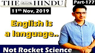 The Hindu Editorial Analysis | 11 Nov 2019 | The Hindu Newspaper today | Peace and Justice