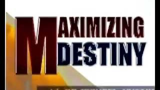 Dr. Michael Hutton-Wood -- House of Judah Maximizing Destiny Advert