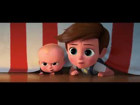 """Phim hoạt hình """"The Boss Baby I Nhóc Trùm""""  Official Trailer 2"""