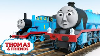 Thomas Full Speed Ahead   BRAND NEW   Thomas' Magical Birthday Wishes   Thomas & Friends™   Cartoons