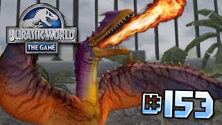 The DRAGON! || Jurassic World - The Game - Ep 153 HD