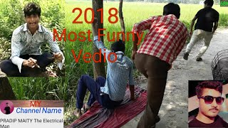 Must watch new funny 😂😂😂😉😉😉 new comedy vedio 2018....For entertainment.