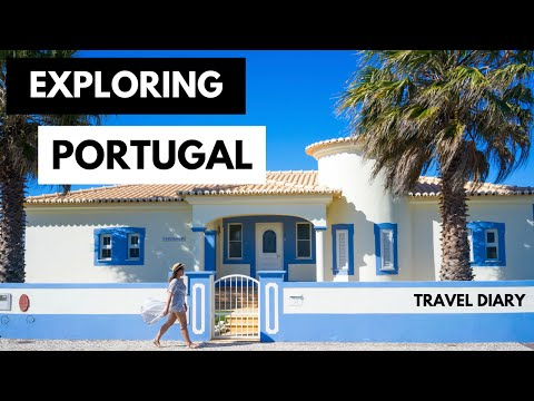 Portugal Travel Vlog | Lisbon, The Algarve, Obidos, Aveiro, and Porto