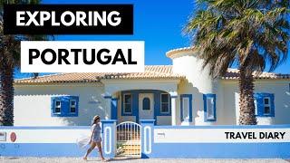 Portugal Travel Vlog   Lisbon, The Algarve, Obidos, Aveiro, and Porto