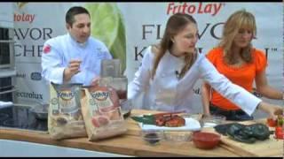 The Frito-lay® Flavor Kitchen™ Times Square Live: Chipotle Harissa Chicken