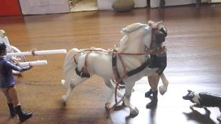 Breyer Stablemates Barn Tour 2015
