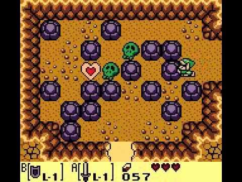 The Legend of Zelda: Link's Awakening - 100% Walkthrough: Before Level 1 [1 of 19]