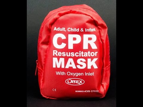 Prepping 101 CPR MASK