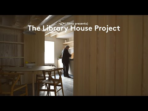 The Library House Project