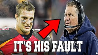 The REAL Reason Why Rob Gronkowski LEFT The Patriots For Tom Brady & The Buccaneers (Ft. NFL Trade)