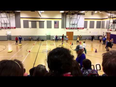 Lone oak intermediate school pep rally