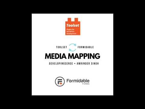 Media Mapping Formidable forms with Toolset