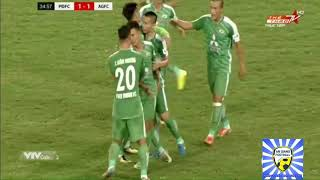 Vòng 1 LS V-League 2 2019 || An Giang 1-1 Phù Đổng FC || AGFC Media