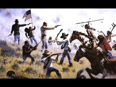 Men Of War: American Civil War Mod - American-Indian Wars