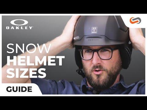 Oakley Snow Helmet Size Guide