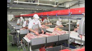 Работа в Польше для мужчин на производстве бекона