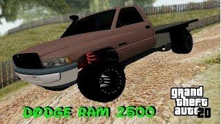 Video Dodge Ram Off Road Con Cabina Gta San Andreas download MP3, 3GP, MP4, WEBM, AVI, FLV Juli 2018