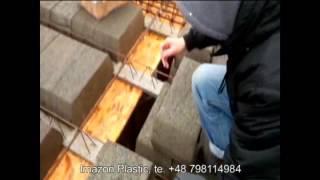Zaślepki do pustaków stropowych firmy Imazon Plastic