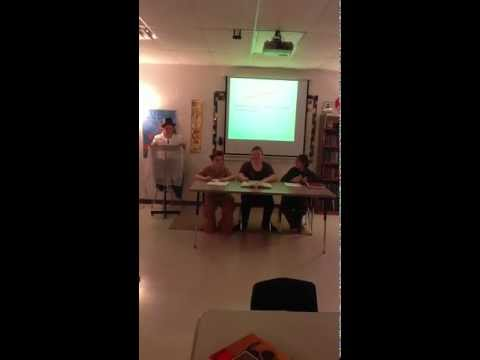 Holden Middle School - 2013 MRWA Video Contest Entry