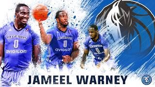 Jameel Warney joins the Dallas Mavericks for NBA Summer League
