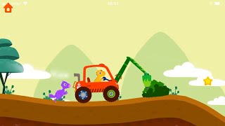 Dinosaur dingger 3 - Game Baby For Kids - The Truck Kids Game