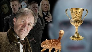 Harry Potter Theory: Horace Slughorn's True Past Revealed!