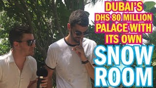 Inside Dubai's most luxurious PRIVATE PALACE!