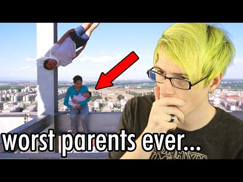 WORST PARENTS EVER... If It Was Not FILMED, No One Would Believe It!