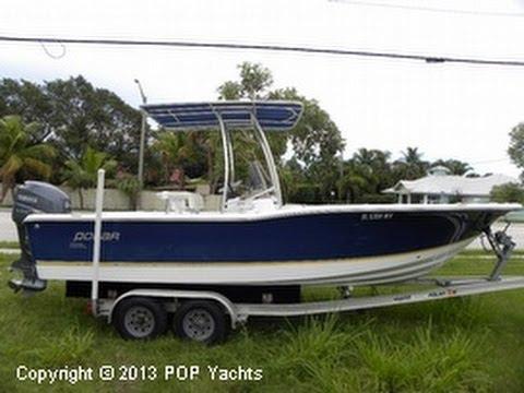 2810fe4eb7db  UNAVAILABLE  Used 2005 Polar Kraft 2310 Bay in Stuart