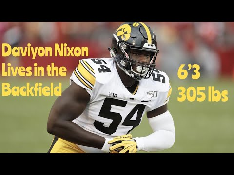 Daviyon Nixon Highlights