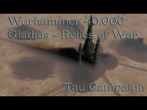 Warhammer 40,000 Gladius: Relics of War Tau Campaign part 12  