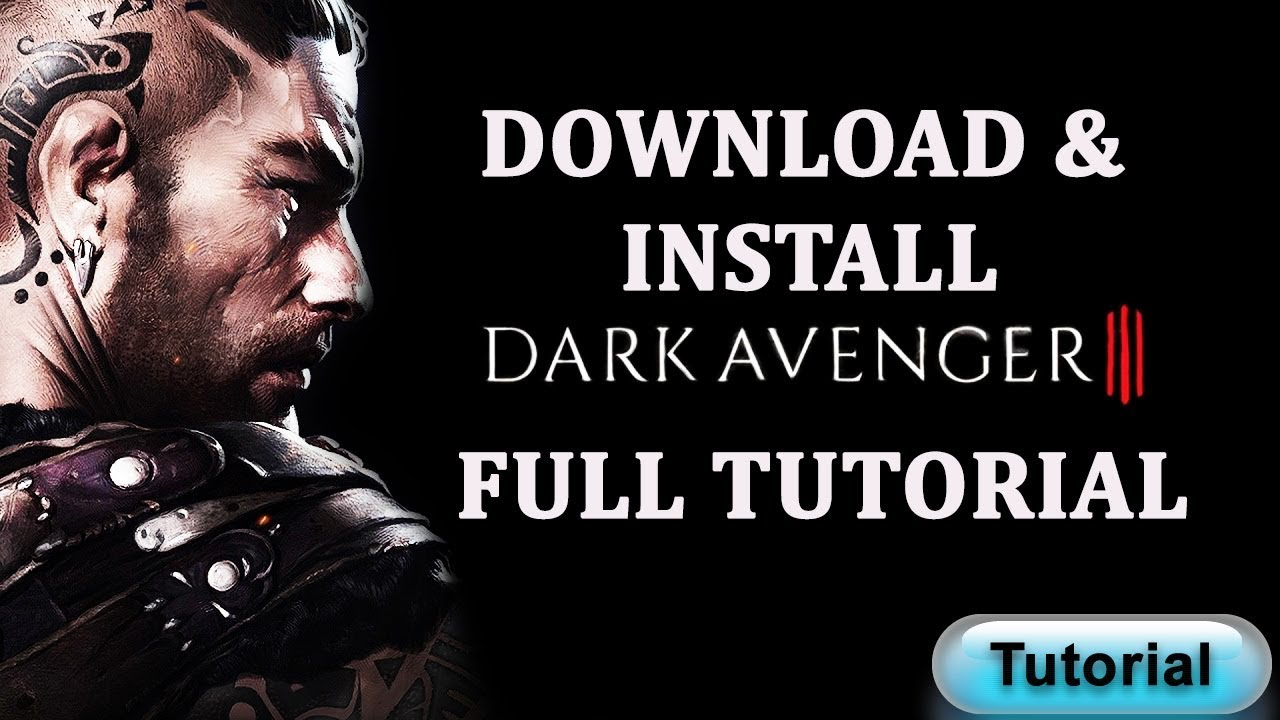 HELLO! TUTORIAL HOW TO DOWNLOAD & INSTALL DARK AVENGER 3 UPDATE WITHOUT  PROBLEM by ghost976 hd