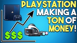 PlayStation Making a Ton of Money and PUBG PS4 Release Date Leaked?