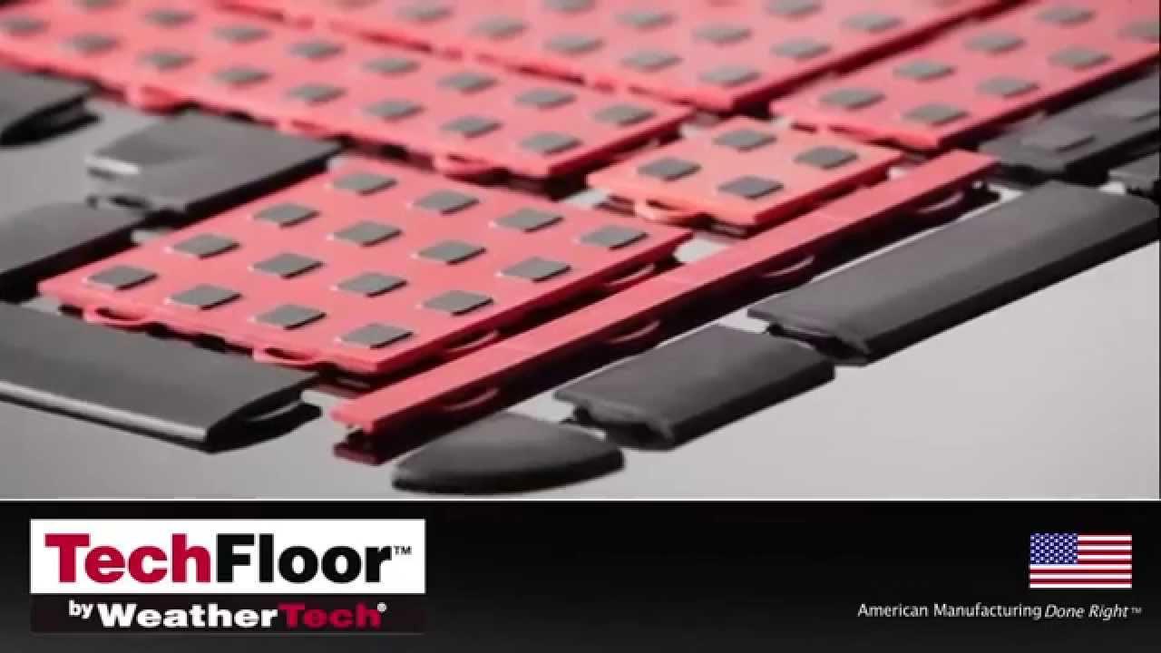 Why You Need TechFloor™ Tiles In Your Garage - YouTube