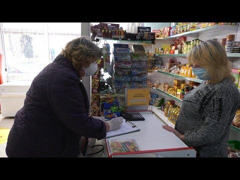 Торговые предприятия Черкесска проверили на соблюдение санитарных правил