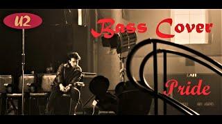 U2 - Pride (In The Name Of Love) -  (Bass Cover) Cover Baixo